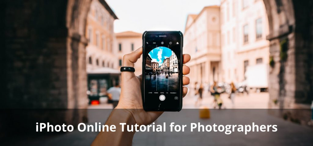 iPhoto Online Tutorial for Photographers