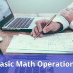 Basic Math Operations